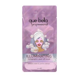 QueBella Illuminating Holographic Peel off Mask