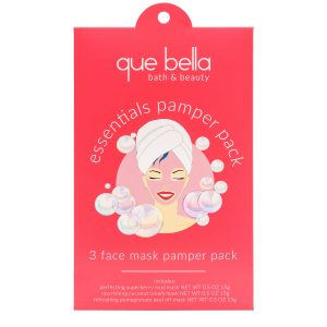 QueBella Multi-Mask Pack