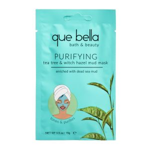 Purifying tea Tree & Witch hazel Mud Mask