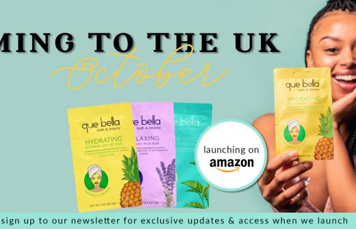 Que Bella Launch Face Masks in the UK