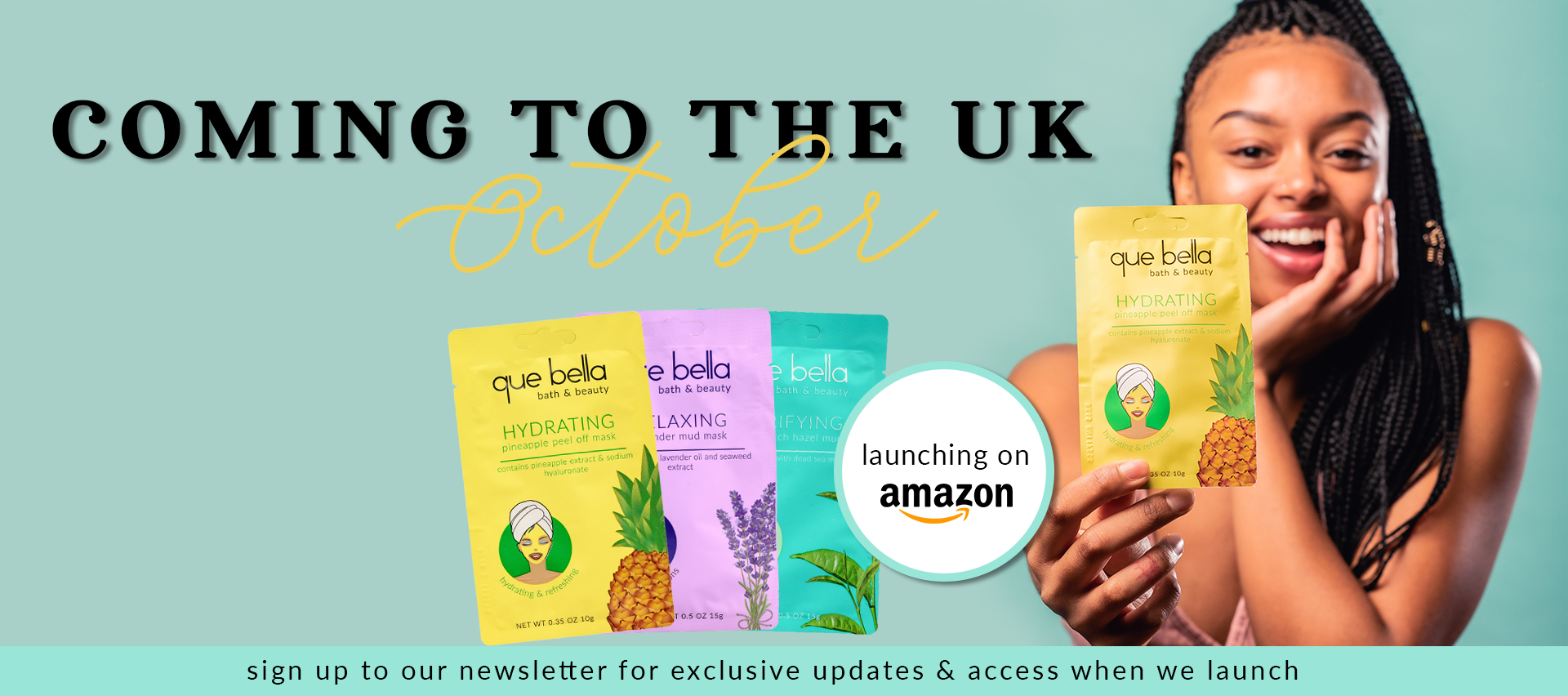 face masks UK launch