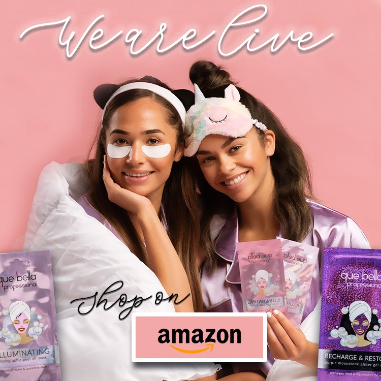Live on Amazon banner