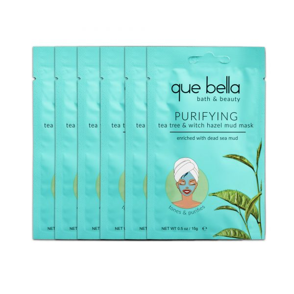 Purifying Tea Tree 6 Pack