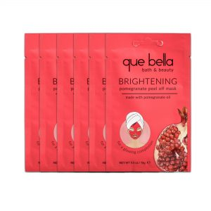 Pomegranate peel off mask 6 pack