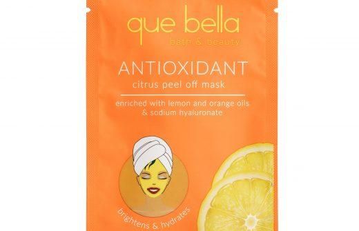 Antioxidant Citrus peel off Mask